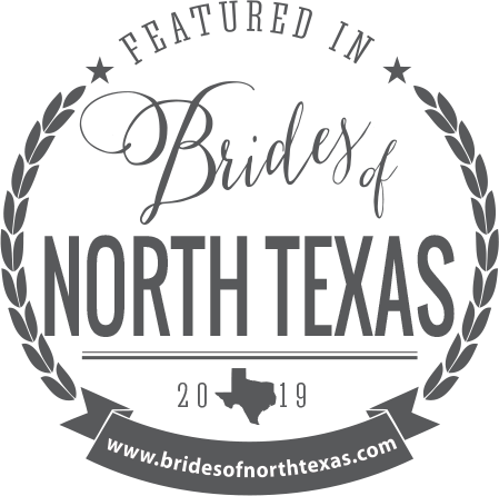 Featured in Brides of North Texas