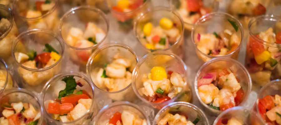 Ceviche From Dive