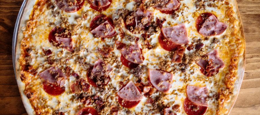 Gapco Mucho Meato Pizza