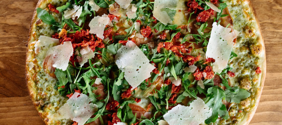 Gapco Pesto Sciutto Pizza