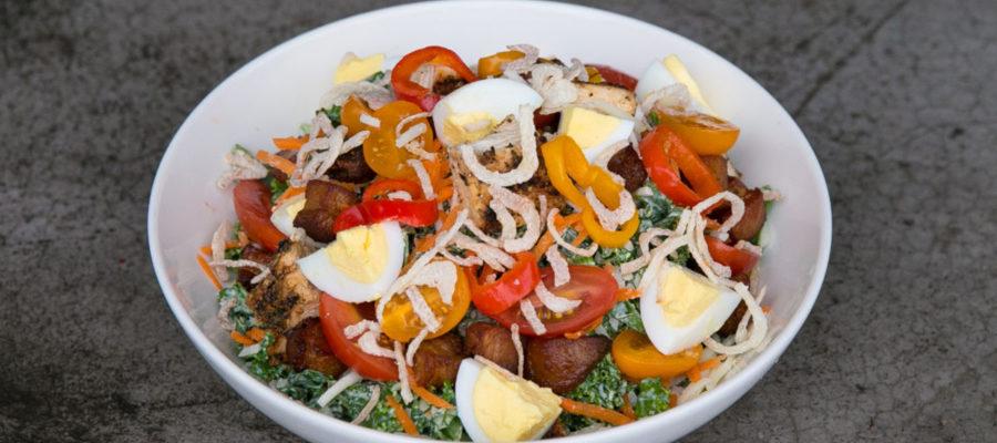 Hg Chopped Salad