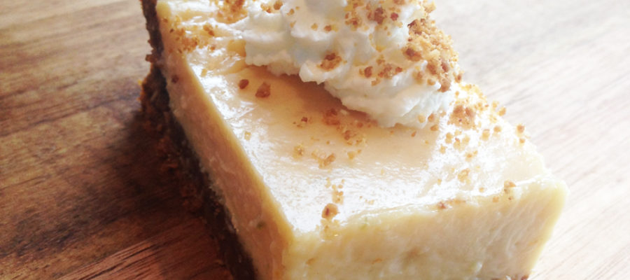 Key Lime Pie Two From Dive
