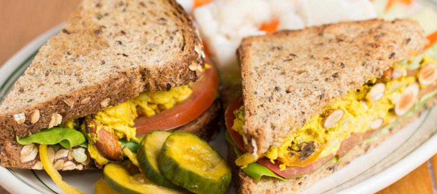 Mh Chicken Salad Sandwich