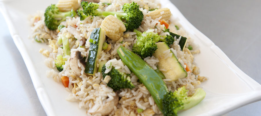St Chinese Fried Rice