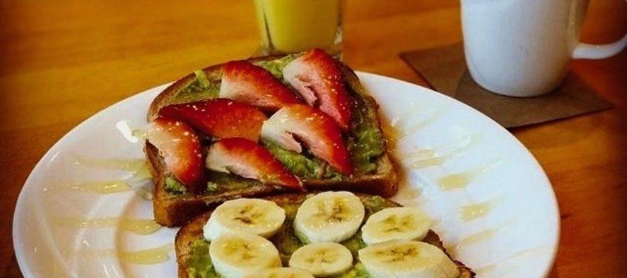 Yolk Avo Toast