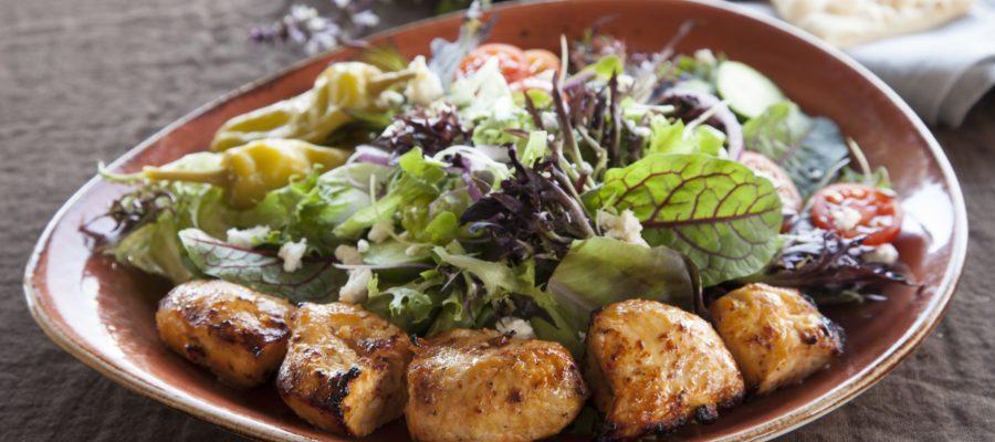 Small Greek Salad Luna Grill Copy