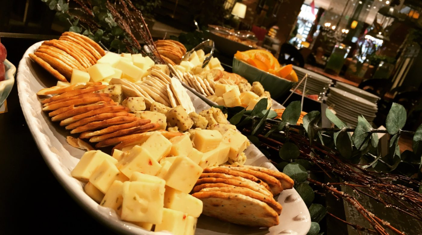 CASA event - Vickery Cheeseboard